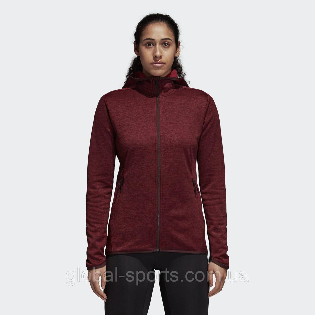 Толстовка жіноча Adidas Transitional(Артикул:DM4402)