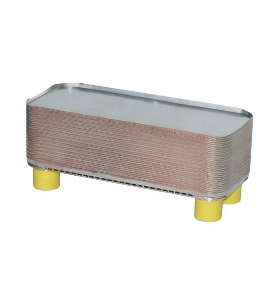 Теплообменник пластинчатый, 15 плит