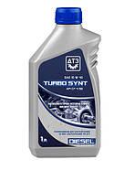 Моторное масло ДТЗ TURBO SYNT DIESEL 10W-40 (API CF-4/SG)