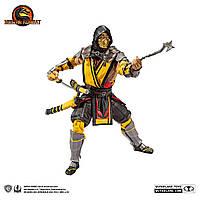 McFarlane Скорпион Мортал Комбат, Скорпіон, Mortal Kombat 11 Scorpion