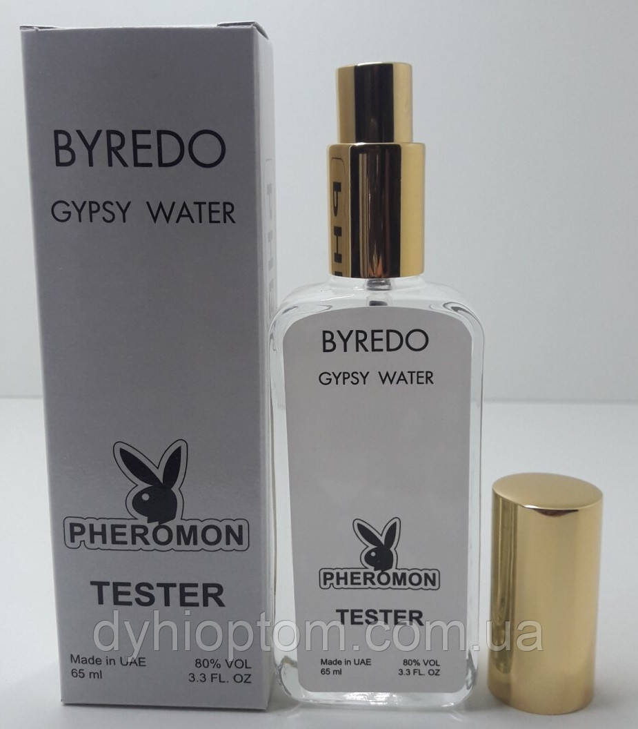 Тестер с феромонами унисекс Byredo Gypsy Water 65 мл