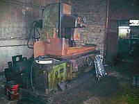 Продольно-шлифовальный станок с прямоугольным столом и горизонтальным шпинделем
