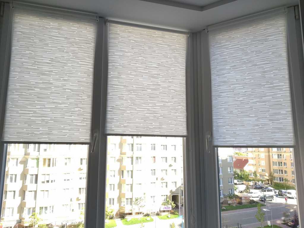 Тканевые ролеты Pastel. Рулонные шторы Pastel