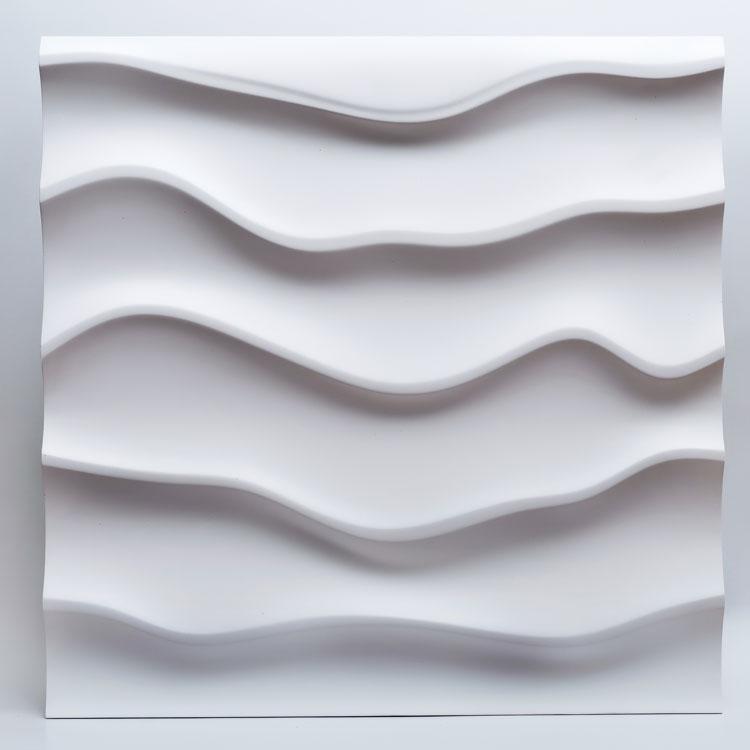 Декоративные гипсовые 3D панели Gipster «Эфир»