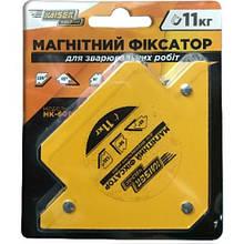 Магнитный угольник для сварки Kaiser HK-6001