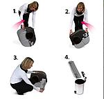 Туалет для кошек Rolln Clean Omega Paw Серо-коричневый, фото 9