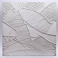 Декоративные гипсовые 3D панели Gipster «Line Art», фото 1