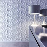Декоративные гипсовые 3D панели Gipster «Boomerang», фото 1