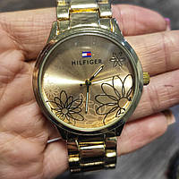 Красивые  женские часы на руку HILFIGER