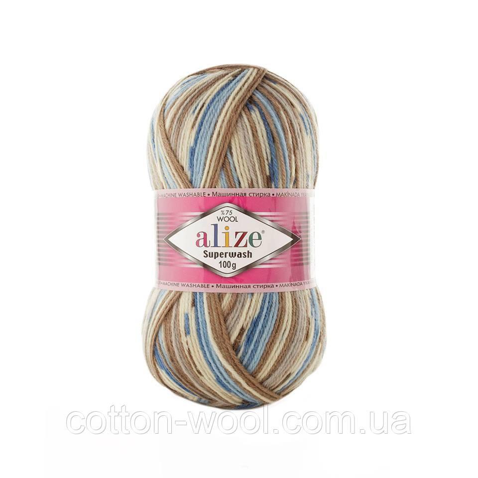 Alize Superwash 100 (Ализе Супервош) 7189
