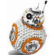 """Конструктор Bela 10906 Star Wars """"ВВ-8"""" 1106 деталей, аналог Lego 75187, фото 6"""