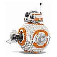 """Конструктор Bela 10906 Star Wars """"ВВ-8"""" 1106 деталей, аналог Lego 75187, фото 7"""