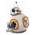 """Конструктор Bela 10906 Star Wars """"ВВ-8"""" 1106 деталей, аналог Lego 75187, фото 9"""