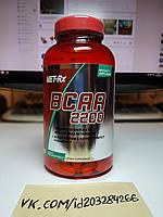 Met Rx BCAA 2200 180 softgels