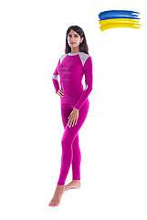 Комплект женского флисового термобелья Coral Woman розовый. Комплект женского термобелья