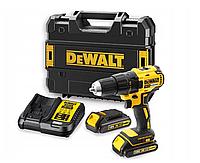 Аккумуляторный шуруповерт DeWalt DCD777S2T