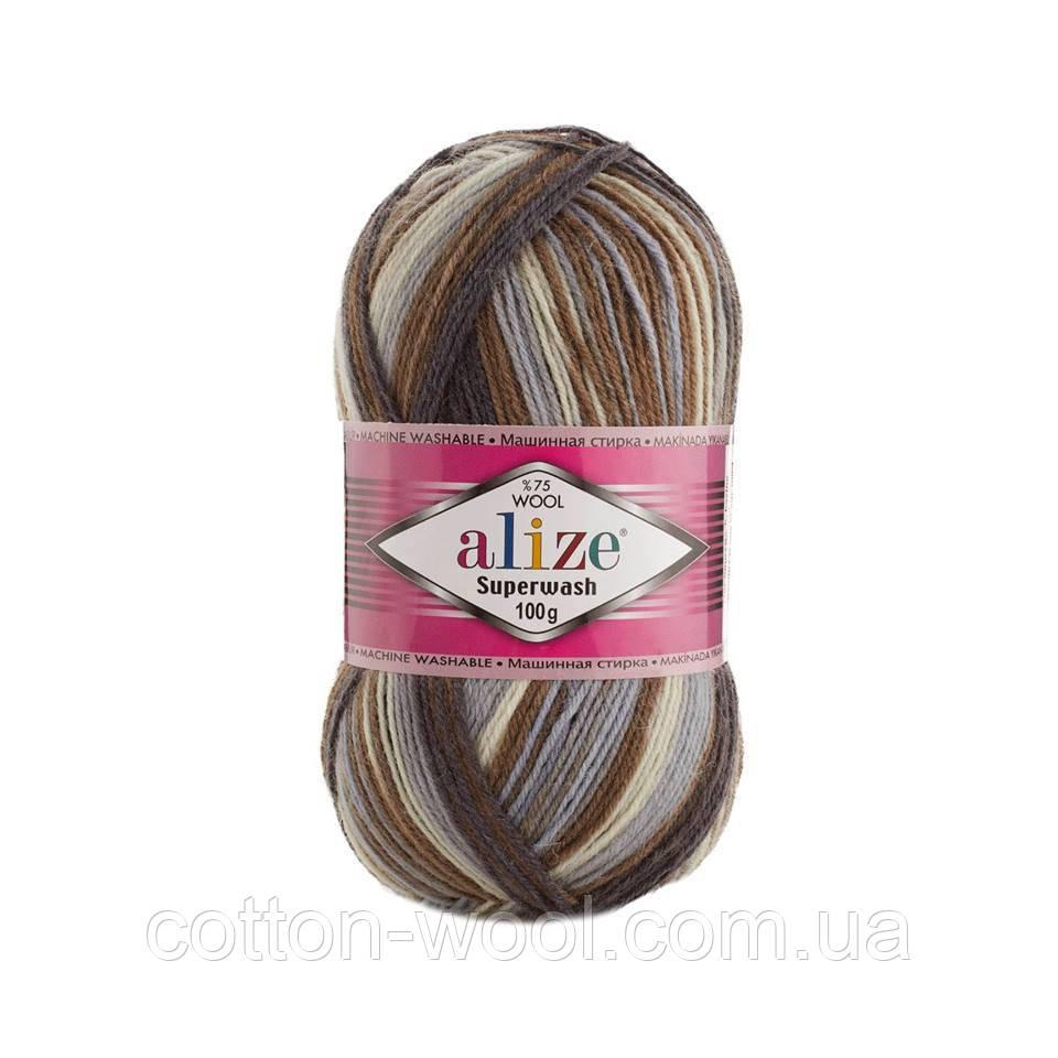 Alize Superwash 100 (Ализе Супервош) 7195