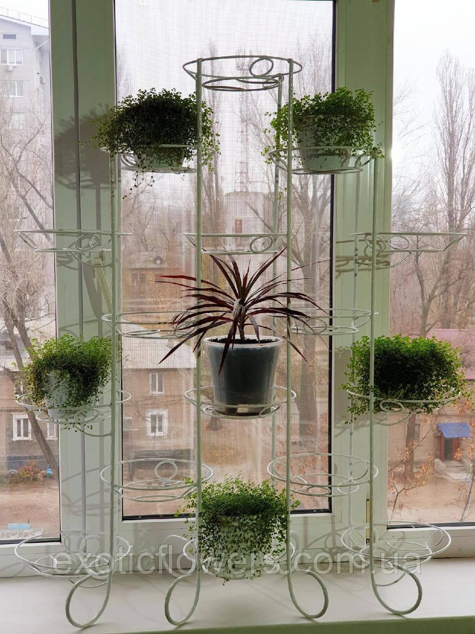 """Підставка для квітів на 16 чаш """"Гірка"""""""