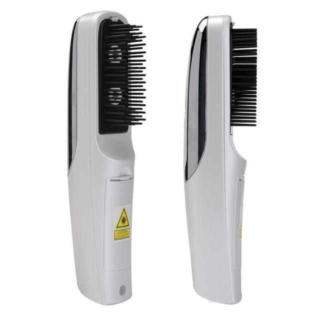 Лазерная расчёска от выпадения волос Laser Hair HS 586, Gezatone