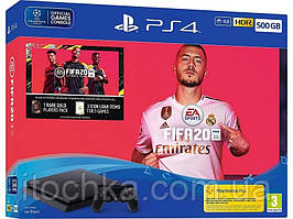 Игровая консоль Sony PS4 PlayStation 4 Slim 500GB Fifa 2020