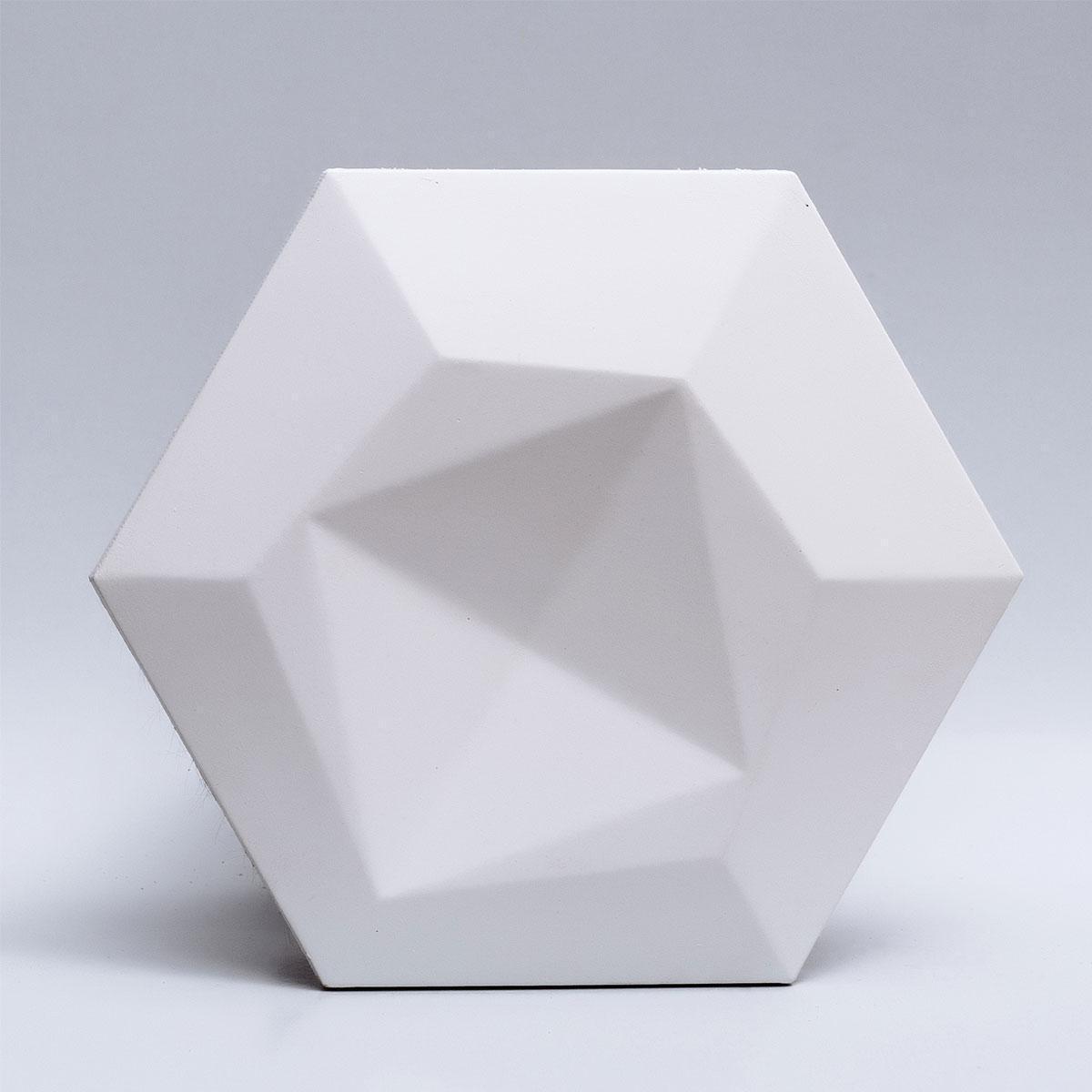 """Декоративные гипсовые 3D панели Gipster """"Соты - 2"""""""