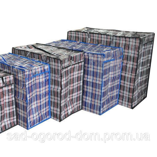 Сумка хозяйственная клетка №3 (45х50см)