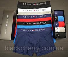 Подарочный набор белья TOMMY HILFIGER 5шт (Сotton)