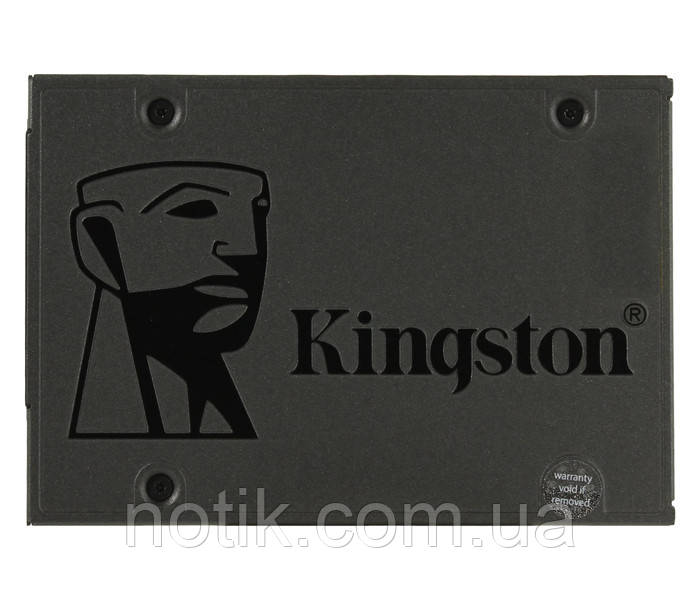 "Твердотельный накопитель 240Gb, Kingston SSDNow A400, SATA3, 2.5"", TLC, 500/350 MB/s (SA400S37/240G)"