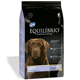 Сухой корм для собак, склонных к полноте Equilibrio Dog Light 2 кг