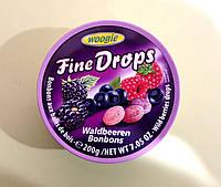 Леденцы Fine Drops лесные ягоды 200 г