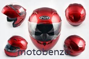 Шолом  трансформер   модель:688 розмір: L, червоний, сонцезахисні окуляри   FGN
