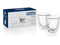 Набор стаканов Delonghi Cappuccino (Капучино) (2 шт) 190 мл, фото 1