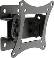 Настенное крепление кронштейн для телевизора TV КБ-811 от 14 до 24 дюйма, 45 градусов, от стены: 65 мм
