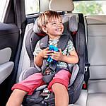 Автокрісло Kinderkraft Safety Fix Black/Gray, фото 5