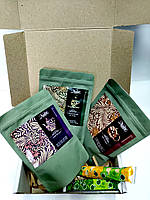 Подарочный  набор  чая   Травяной микс 150 г ТМ NADIN
