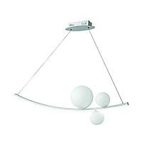 Подвесной светильник (люстра) Ondaluce SO.ALTALENA/B.CO серия ALTALENA белый