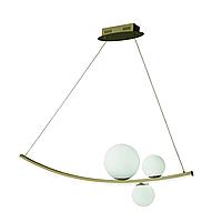 Подвесной светильник (люстра) Ondaluce SO.ALTALENA/ORO серия ALTALENA золото