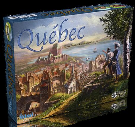 Настольная игра Québec (Квебек, Quebec), фото 2