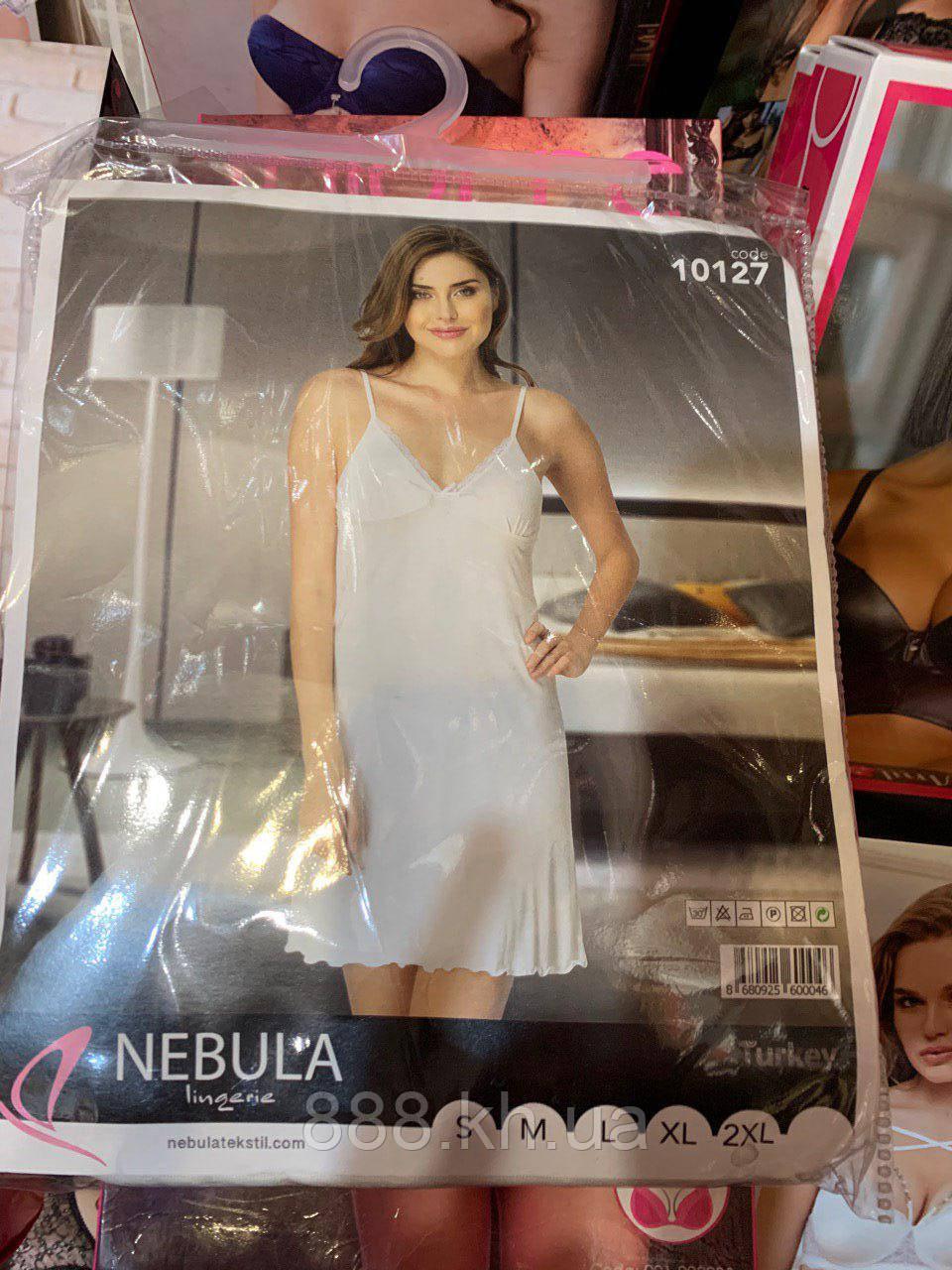 Женская сорочка с вескоза NEBULA