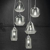 Подвесной светильник Ondaluce SO.CACTUS/FUME серия CACTUS дымчатый