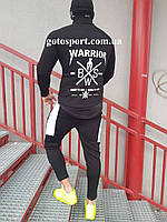 Зимний мужской спортивный костюм Brave sport wear Warrior, фото 1
