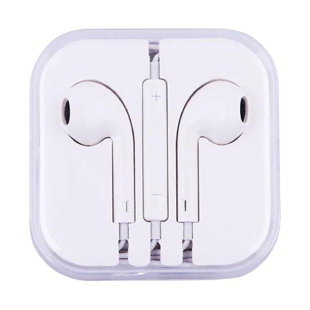 Наушники для iPhone EarPods 3.5 мм