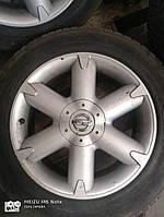 Б/у диск с шиной для Nissan