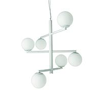 Подвесной светильник Ondaluce SO.GIZAH/B.CO серия GIZAH белый