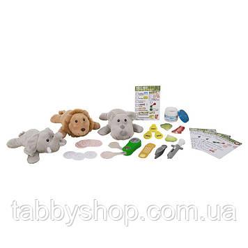 Игровой набор Melissa & Doug Помощь животным сафари