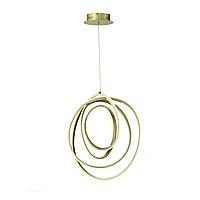 Подвесной светильник Ondaluce SO.GOLDEN/50 серия GOLDEN золото