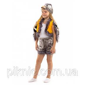 Костюм Синичка для детей 3-6 лет. Детский новогодний карнавальный костюм Синица 342, фото 2