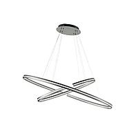 Подвесной светильник Ondaluce SO.ICS/SILVER-GR серия ICS серебро
