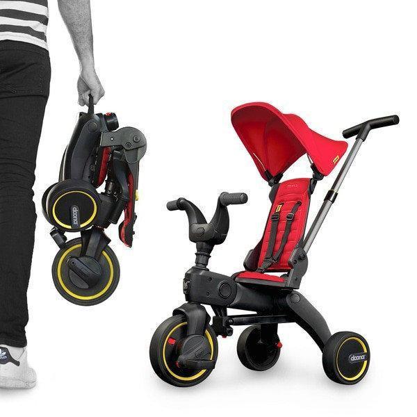 Детский трехколесный многофункциональный велосипед Liki Trike S1DoonaDN510-99-031-025