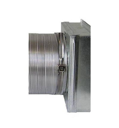 Розетта для терморукава 17х17 см Ø100, фото 2